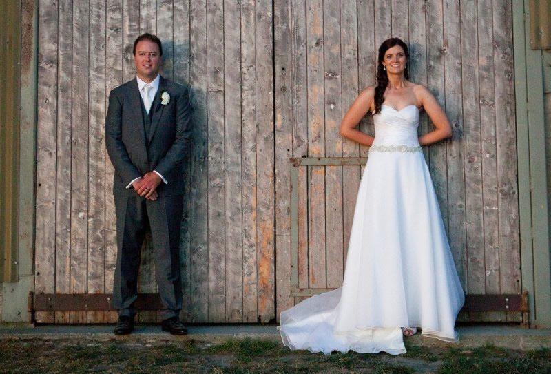 Mr & Mrs Smith – Wedding of the year entry!