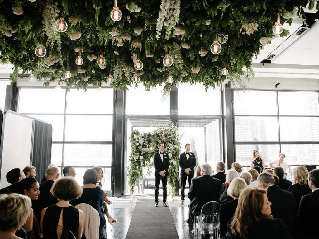 Heatwave perform at wedding ceremonies