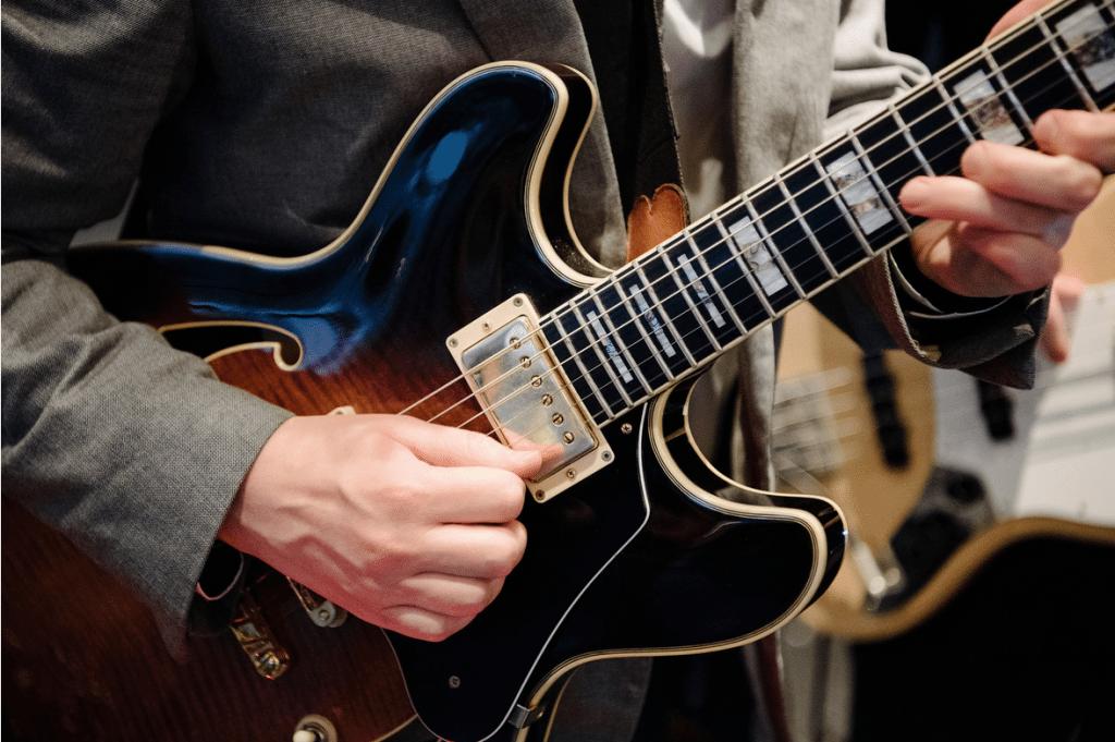 Heatwave's most talented Guitarist - Melbourne gem