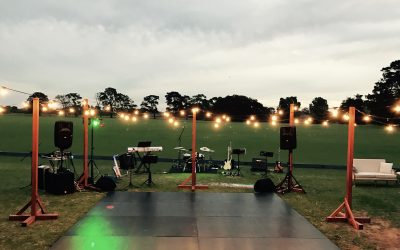 Performing under the stars – Sounds amazing but there are things to consider