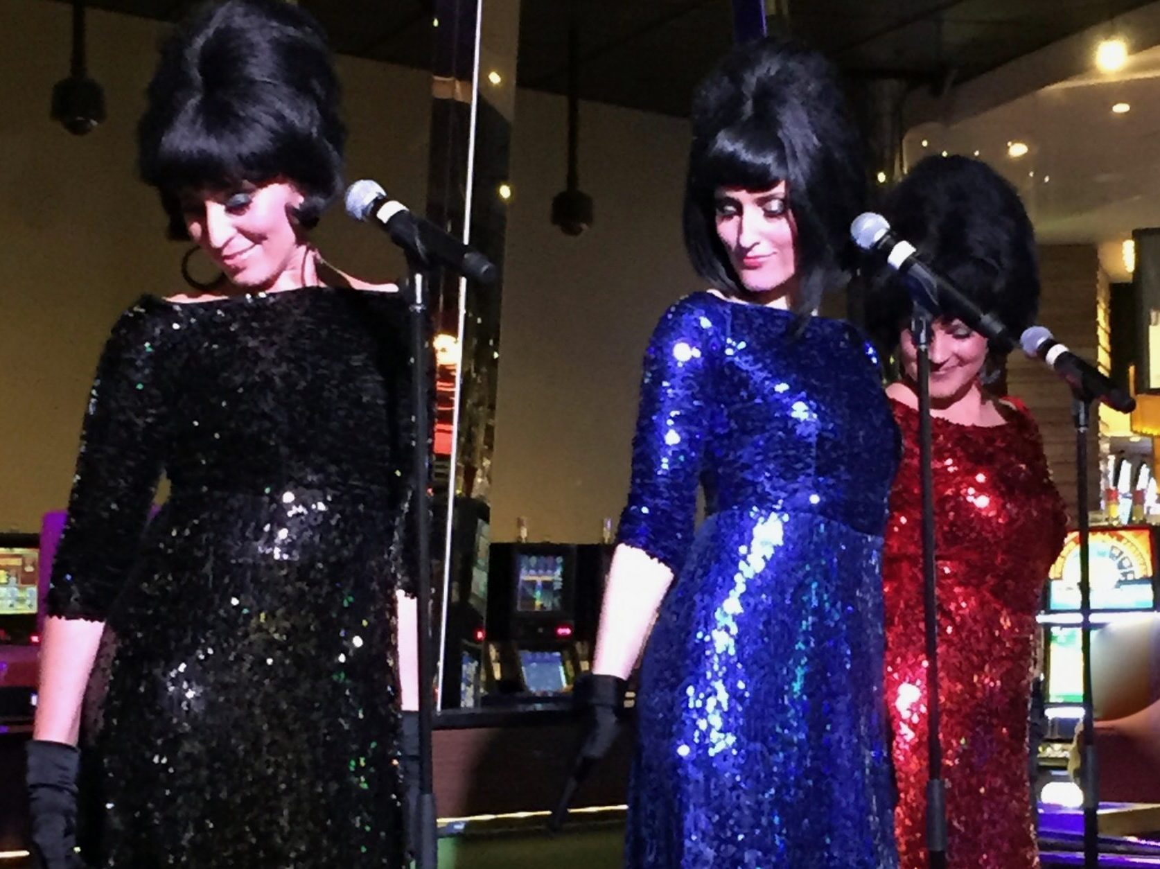 Crown Casino Supremes performance