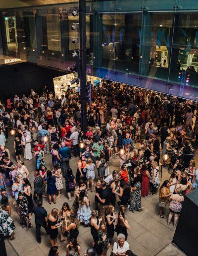 Melbourne Museum corporate events